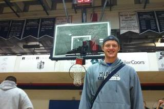 Trevor Wages Shatters Backboard in Division II Game (VIDEO)