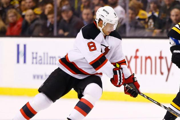 Devils Concerned That Dainius Zubrus Injury Could Be Long-Term