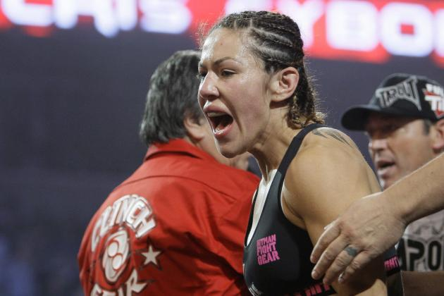 Cris Cyborg Asks for Release from UFC, Abandons Ronda Rousey Superfight