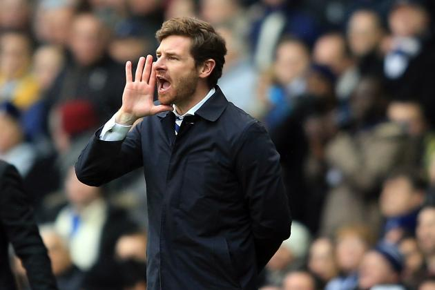 Andre Villas-Boas Confident of Keeping Gareth Bale at Tottenham