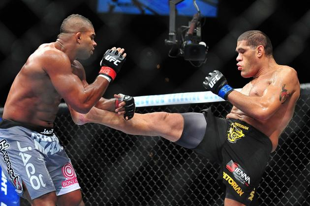 UFC Owes Antonio 'Bigfoot' Silva a Thank You for Knocking out Alistair Overeem