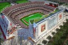 San Francisco 49ers Selling Parts of New Stadium for Up to $375 Apiece