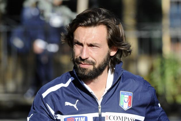 Pirlo Starting Today vs. Fiorentina