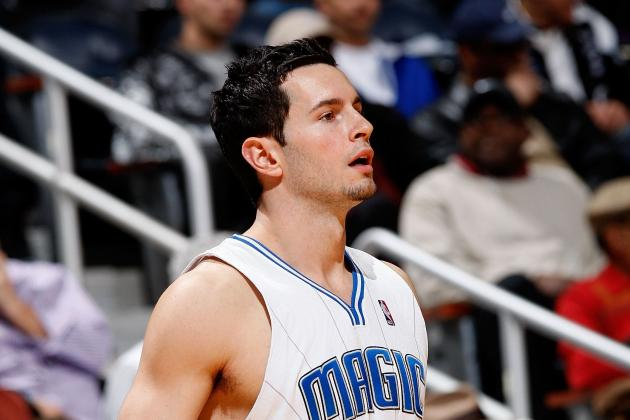 Report: Milwaukee Bucks Interested in Magic Guard J.J. Redick