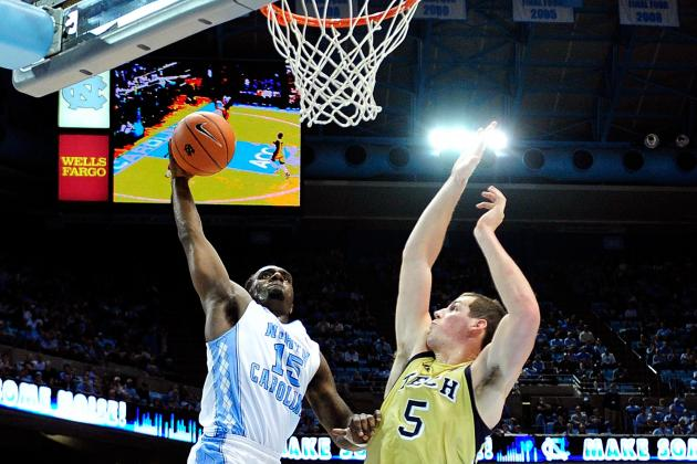 UNC''s Hairston Works to Regain Form