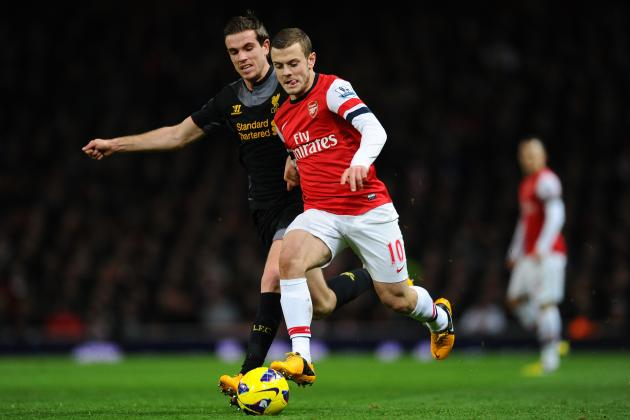 Jack Wilshere Injury: Updates on Arsenal Midfielder's Leg