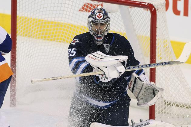 Al Montoya to Start in Net for Ill Ondrej Pavelec