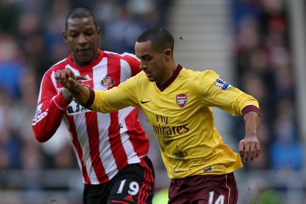 Sunderland 0 Arsenal 1