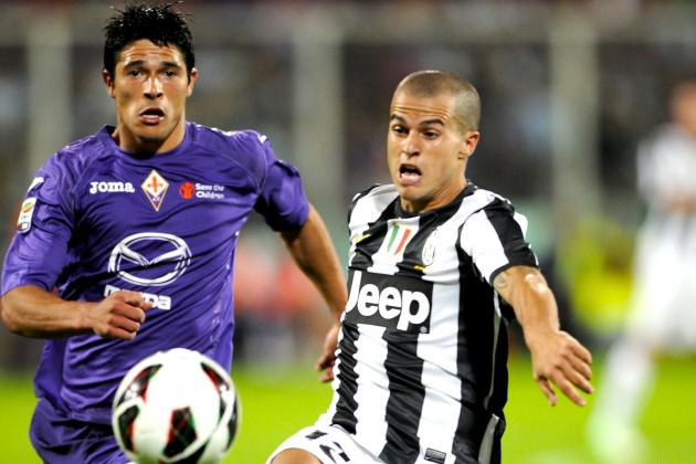 Live Italian Serie A: Juventus vs. Fiorentina
