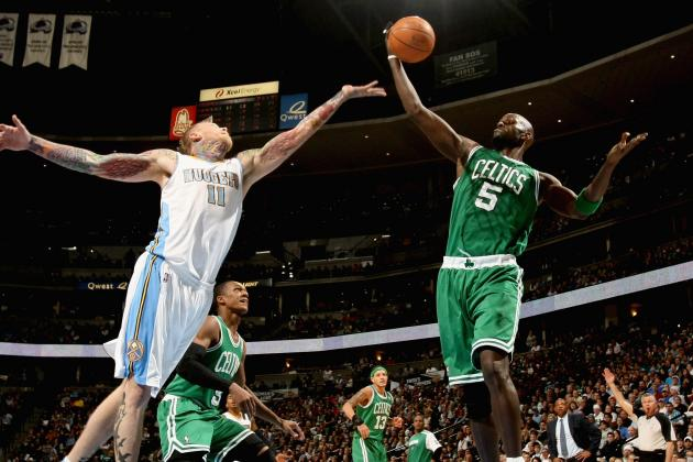 NBA Trade Rumors: Kevin Garnett Rejecting Denver Proves Nuggets Are a Year Away