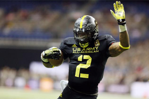 National Signing Day 2013: RB Commits with Best Shot at Winning a Heisman Trophy