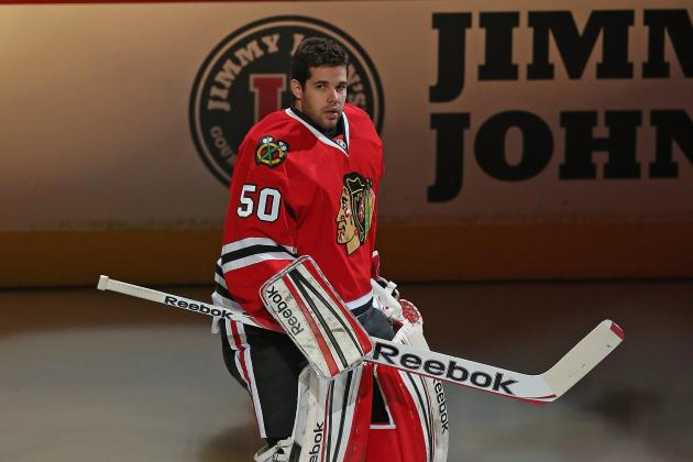 Chicago Blackhawks: Could 2 Hot Goalies Spark a Controversy?