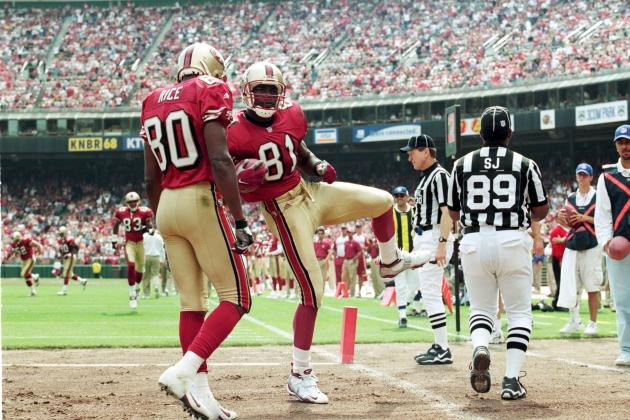 Picking Terrell Owens over Jerry Rice & Randy Moss as the 'Greatest of All Time'