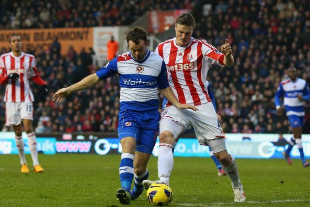 Huth Helps Stoke to First League Win of 2013