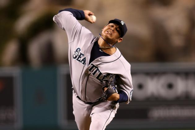 Seattle Mariners: Projecting the Starting Rotation for 2013