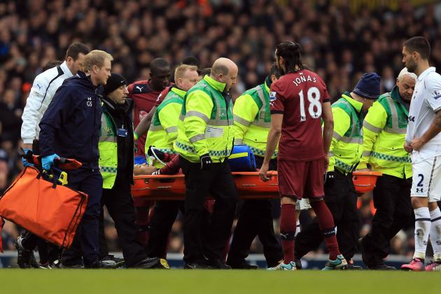 Relief for Newcastle as Gouffran X-Ray Rules out Broken Leg
