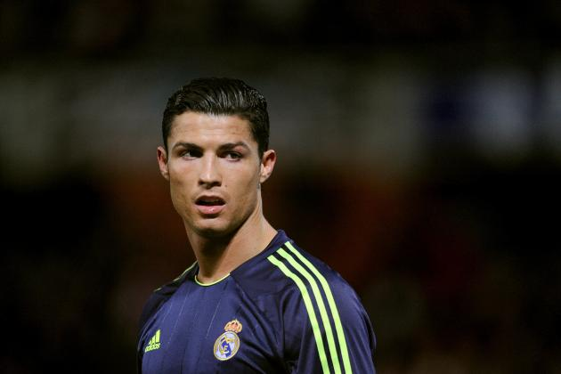 Cristiano Ronaldo: Real Madrid Rolls Dice by Not Resting Star