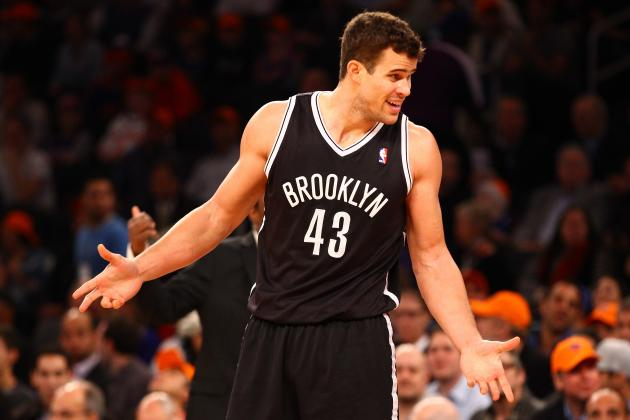 Kris Humphries: Underachieving Nets Forward Needs New Environment to Shine