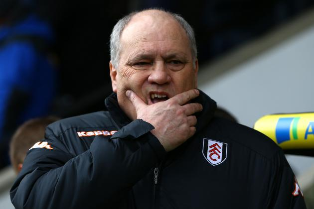 Martin Jol Settles for a Point in Fulhams Stalemate at Norwich