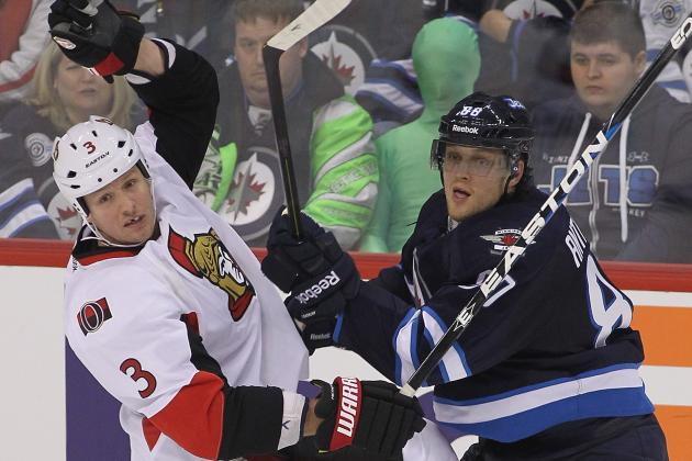 ESPN Gamecast: Winnipeg Jets vs. Ottawa Senators