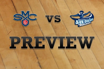Saint Mary's vs. San Diego: Full Game Preview