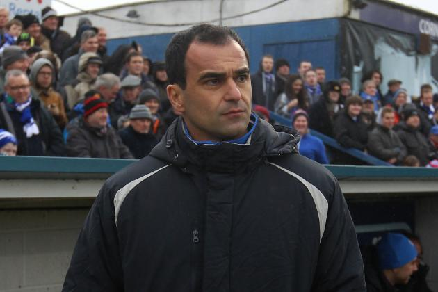 Wigan Manager Roberto Martinez Stays Positive After Defeat by Chelsea