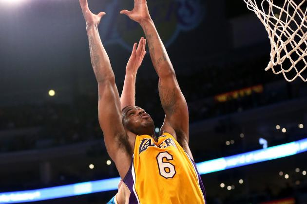 Earl Clark May Be More Important to the Lakers Than Dwight Howard