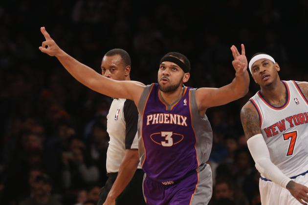 Knicks Rumors: New York Reportedly Interested in Phoenix Suns Guard Jared Dudley