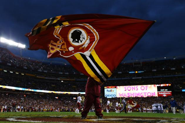 Momentum Builds for a Redskins Name Change