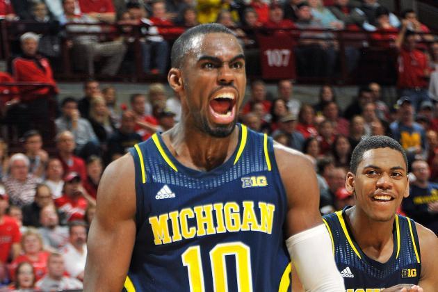 Wisconsin Beats No. 3 Michigan in OT Thriller, 65-62