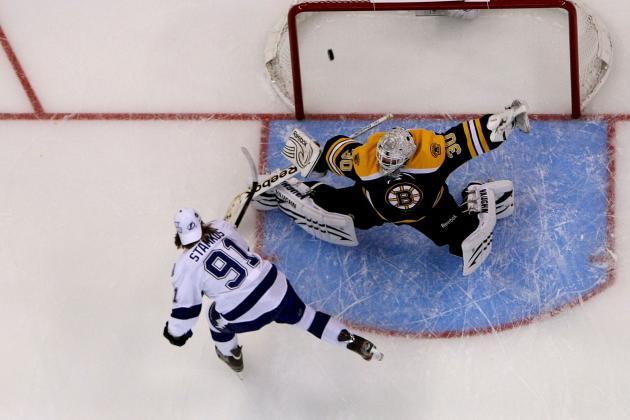 Tampa Bay Lightning at Boston Bruins Game Postponed
