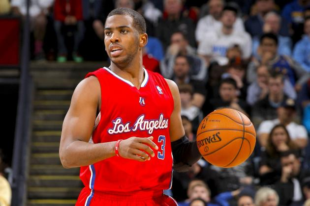 Chris Paul Reportedly Plans to Re-Sign with Clippers This Summer