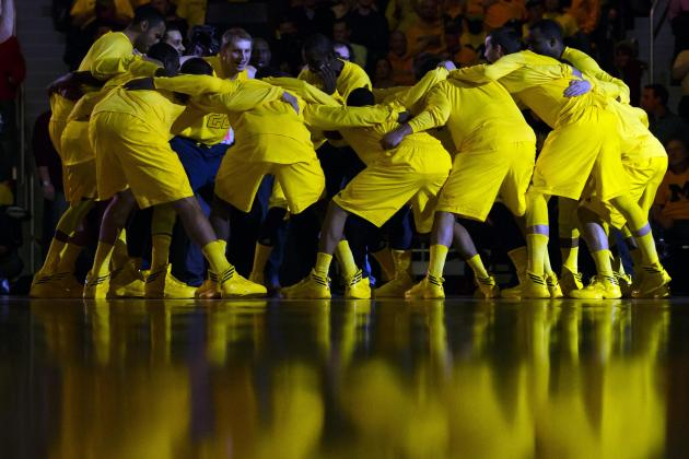 Michigan Basketball: Wolverines Will Bounce Back from Fluky Loss at Wisconsin