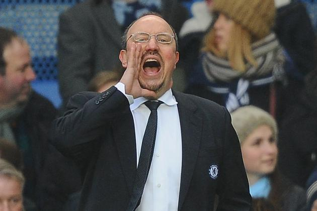 Chelsea Cruise Against Wigan Eases Rafa Benitez's Anxiety