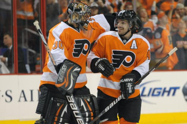Breaking Down Philadelphia Flyers' Salary Cap Dilemma for Next Season