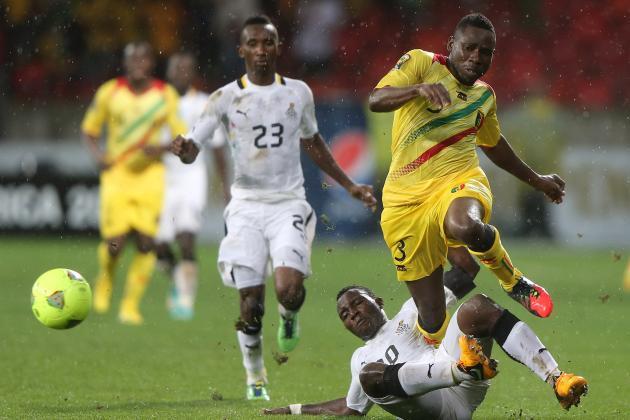 Match Report: Mali 3-1 Ghana