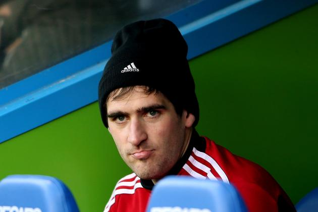 Sunderland Signing Danny Graham Happy to Give Up Swansea Cup Glory