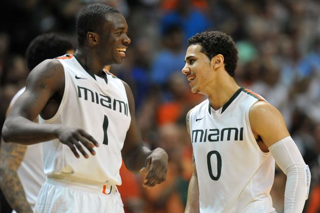 Miami Stays Unbeaten in ACC After Dismantling North Carolina