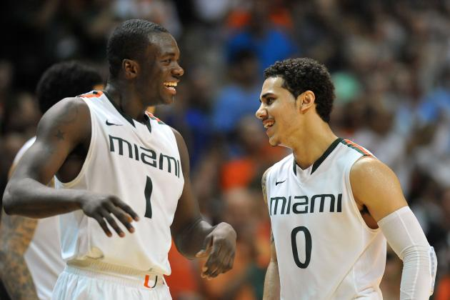 Could Miami Take over No. 1 Spot in the AP Poll After Win OverUNC?