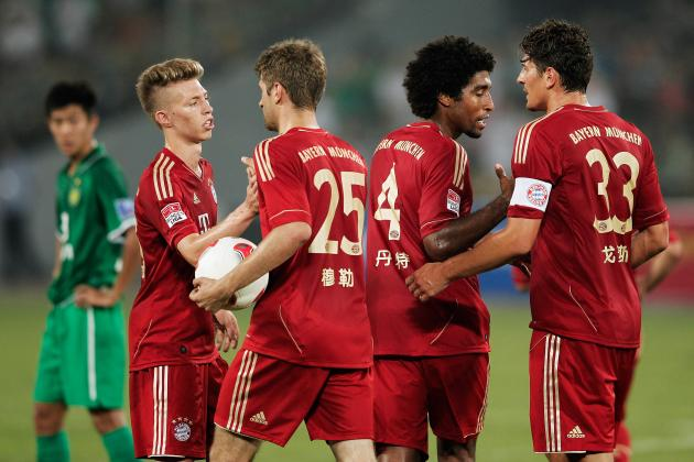 Match Report: Bayern 4-0 Schalke