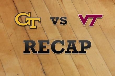 Georgia Tech vs. Virginia Tech: Recap, Stats, and Box Score