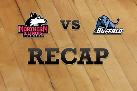 Northern Illinois vs. Buffalo: Recap, Stats, and Box Score