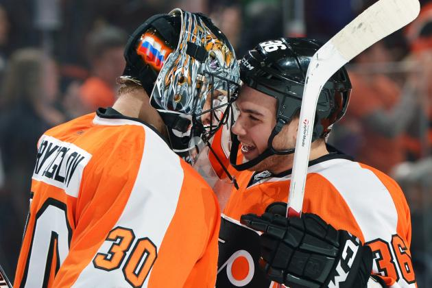 Flyers Edge Hurricanes on Briere's OT Winner