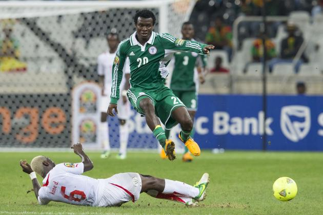 Africa Cup of Nations 2013 TV Schedule: Where to Watch Nigeria vs. Burkina Faso