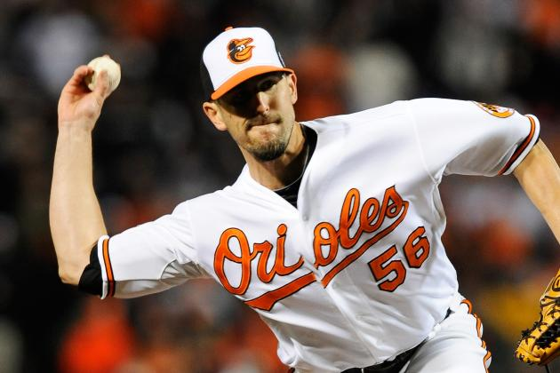 Orioles, O'Day Agree to Two-Year Deal