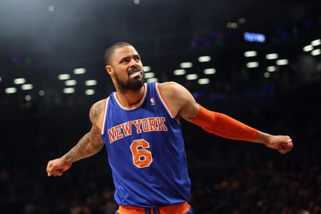 Tyson Chandler Embodies the Ultimate Team Player in New York