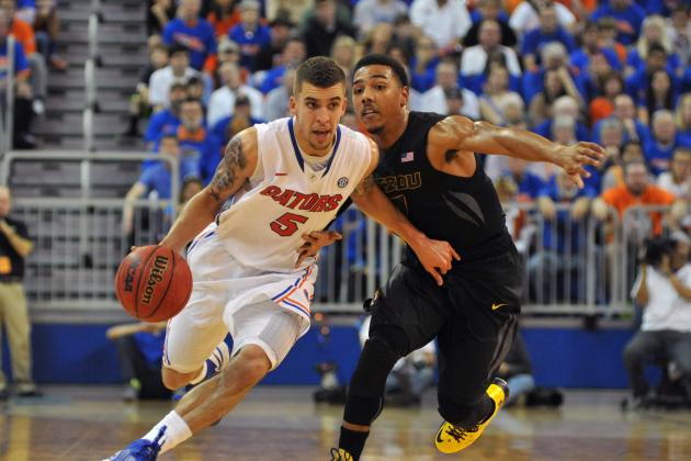 Scottie Wilbekin Benched Today vs. Mississippi St.