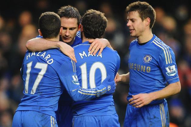 Chelsea vs Wigan: Win over Latics Prove Blues Still Dangerous