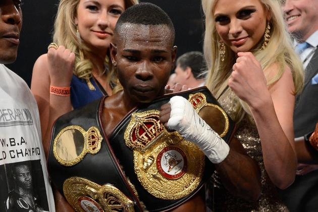 Rigondeaux 'Expected' to Sign for Donaire Fight Soon, Says Manager