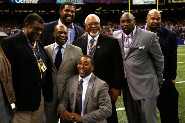 Cris Carter's HOF Induction Does Not End the Logjam at Wide Receiver